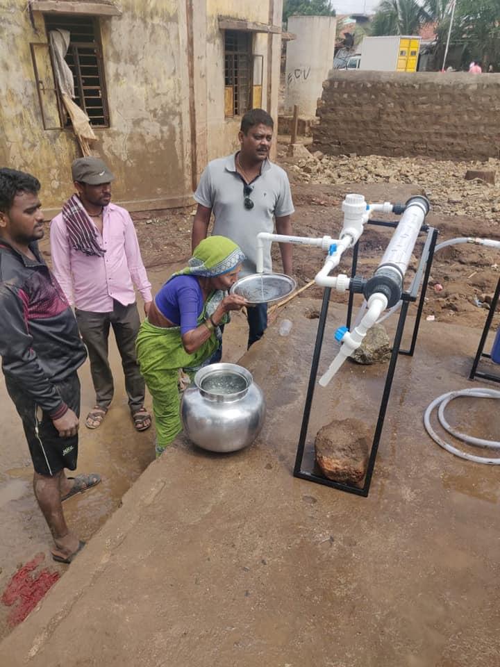 Flood response hindpharma